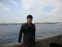 Шерзод Атаджанов, 20 апреля , Владивосток, id62332561